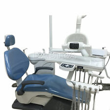 Dental Computer Controlled  Unit Chair Leather Stool & Handpiece Scaler Sets