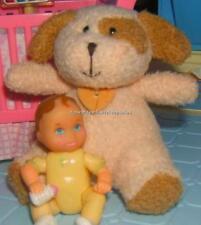 Dollhouse Miniature Stuffed Dog Animal Beanbag Chair New for Baby Dolls A4