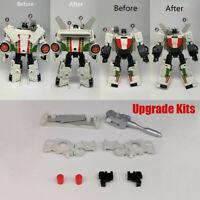 8PCS 3D DIY Upgrade KIT FOR War for TRANSFORMERS Cybertron EarthRise WheelJack