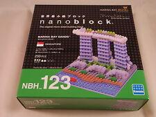 Kawada Nanoblock Marina Bay Sands Singapore building toy Nbh_123 Japan