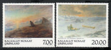 Greenland 1999 Art - Paintings by Peter Rosing, UNM / MNH