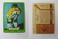 1973-74 OPC O-Pee-Chee #254 O'Reilly Terry creases RC Rookie  bruins $ 25