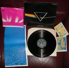 Pink Floyd Dark Side Of The Moon French Press 1973 complet