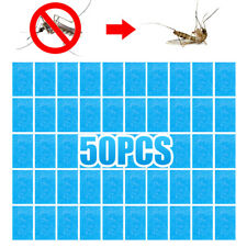 50Pcs Strong Mosquito Repellent Tablets Insect Killer No Toxic Pest Bite Mats