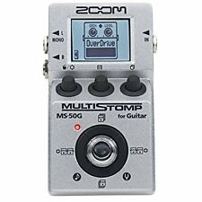Zoom MS-50G MultiStomp Guitar Pedal NEW! FREE 2-DAY DELIVERY!!!