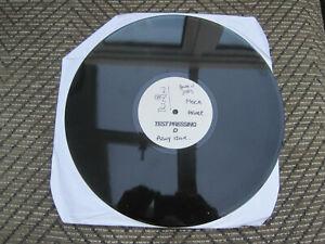 MOCA - HIGHER - AZULI RECORDS AZNY120X TEST PRESS