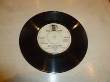 "THE EAGLES - One Of These Nights - 1975 UK Asylum label 2-track 7"" Single"