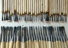 New 62pcs ASSORTED LOT WOOD CARVING TOOLS, Carving Knife