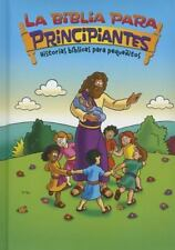 Beginner's Bible: Biblia para Principiantes - Historias Bíblicas para...