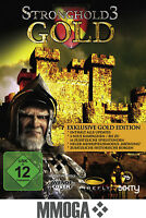 Stronghold 3 Gold Edition Key Steam PC Spiel Download Code [DE/EU]