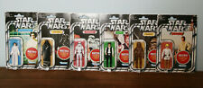Star Wars Retro Collection Wave 1 Target with Opened Box - Brand New Moc
