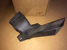 Corvette AC air conditioning floor duct 84,85,86,87,88,89