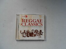 REGGAE CLASSICS-2 CD SET-UK IMPORT-BOB MARLEY-EDDY GRANT-DESMOND DEKKER-FUGEES