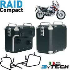 SIDE CASES RAID COMPACT 33 + 39 LT HONDA 750 XRV AFRICA TWIN (RD04/RD07) '93/'03