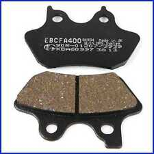 EBC Pastiglie Dei Freni fa400 HARLEY DAVIDSON XLH Sportster 883 R FLAT TRACK 00-03