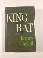 King Rat by James Clavell ~ 1st Edition/1st Printing (1962, Hardcover)