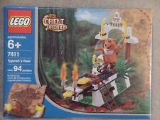 Lego Orient Expedition 7411 Tygurah's Roar (94 pcs) NEW MISP 2003 SEALED