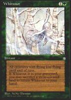 4x Whiteout MTG Ice Age NM Magic Regular
