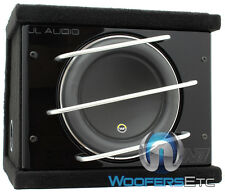 "JL AUDIO CLS110RG-W7AE 10"" 750W RMS 10W7AE-3 SEALED SUBWOOFER SPEAKER BASS BOX"