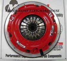 McLEOD RST 800-HP TWIN DISC CLUTCH & 8-BOLT STEEL FLY - LSX 376 454 LSA SWAP