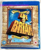 Monty Python's Life of Brian The Immaculate Edition BRAND NEW Sealed BLU-RAY