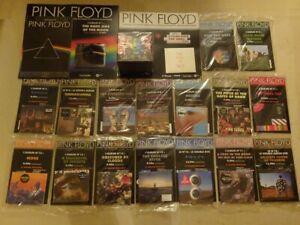 PINK FLOYD : COLLECTION COMPLETE HACHETTE 18 ALBUMS ORIGINAUX AVEC COFFRET