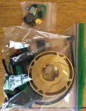 LEGO 70640 Ninjago S.O.G. HQ  Lloyd Minifigure and Spinjitzu Spinner Pieces Only