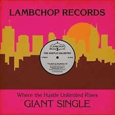 """LAMBCHOP THE HUSTLE UNLIMITED VINILE EP 12"""" NUOVO SIGILLATO"""