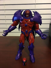 Loose Marvel Legends BAF ONSLAUGHT complete HASBRO Red Skull Magneto