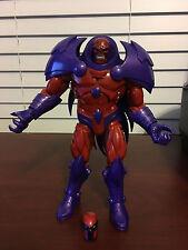 Loose Marvel Legends BAF ONSLAUGHT complete HASBRO Red Skull Magneto