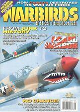 "AP WARBIRDS V19 N3 GRUMMAN S-2 TRACKERS_POST-WAR RCAF_MOVIE ""PEARL HARBOR"" ACFT"