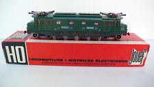 JOUEF  HO   LOCOMOTIVE ÉLECTRIQUE TYPE 2D 5516  SNCF  FONCTIONNE  1970 REF 8590