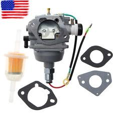 Carburetor For Kohler Sv715 Sv810 Sv820 Sv840 20 Hp 22 Hp 23 Hp +Fuel Filter