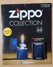 Original Zippo Collection Sturmfeuerzeug Nr.66 DNA (1953) Sammlung OVP
