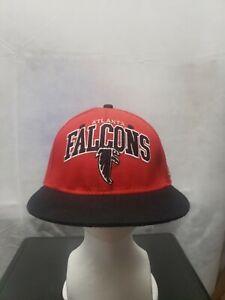 Atlanta Falcons Mitchell&ness Snapback Hat NFL