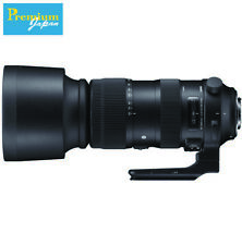 Sigma 60-600mm F4.5-6.3 DG OS HSM Zoom Lens Nikon F Japan Domestic Version New