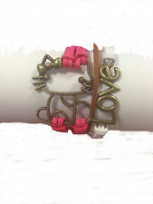 Infinity/Cute/Love/Hello Kitty Bracelet