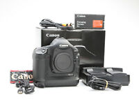 Canon EOS 1D Mark IV Body + 555 Tsd. Auslösungen + Sehr Gut (219890)