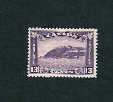 1932  TIMBRE CANADA  STAMP #  201 **   MINT  VFNH  QUEBEC CITADEL