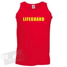 Fruit of the Loom Regular Size Sleeveless T-Shirts for Men