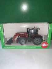 Siku Massey Ferguson 894 Front Loader Tractor 1:32  3653    UK Seller