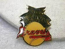 Vintage 1991 Atlanta Braves National League Champions Enameled Collector Pin
