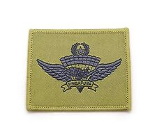 SINGAPORE COMMANDO SPECIAL FORCES ADVANCE FREEFALL PATCH RARE AIRBORNE PARA.