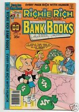 RICHIE RICH BANK BOOK$ :: 38 :: WEIGHING MONEY COVER