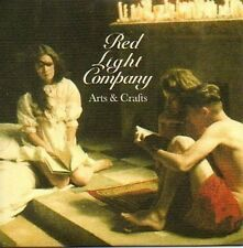 (712A) Red Light Company, Arts & Crafts - DJ CD