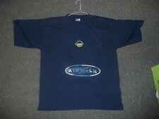 Speedo Airwalk Large Mens Blue T Shirt