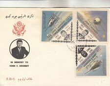 Yemen John F. Kennedy First Day Cover