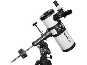 Visionking 114 1000 mm EQ Equatorial Mount Astronomical Telescope Deep SKY