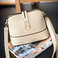 Fashion Women Leather Satchel Handbag Shoulder Tote Messenger Crossbody Hobo Bag