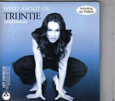 Trijntje Oosterhuis-What About Us cd single incl video